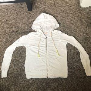 Sundry zipper hoodie